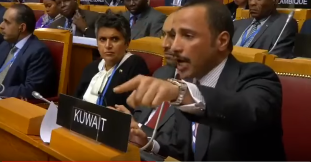 Usir Delegasi Knesset, Al-Ghanem Mendapat Pujian Dari Emir Kuwait