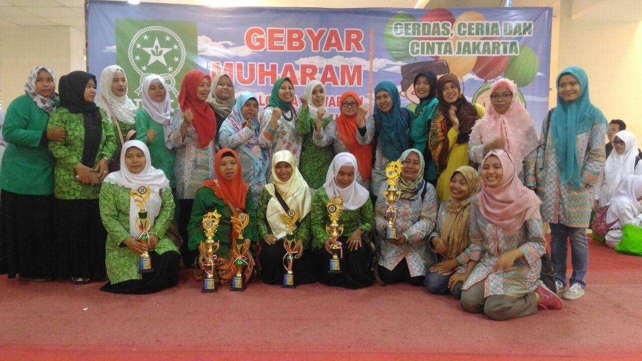 Press Rilis Fatayat NU DKI Jakarta