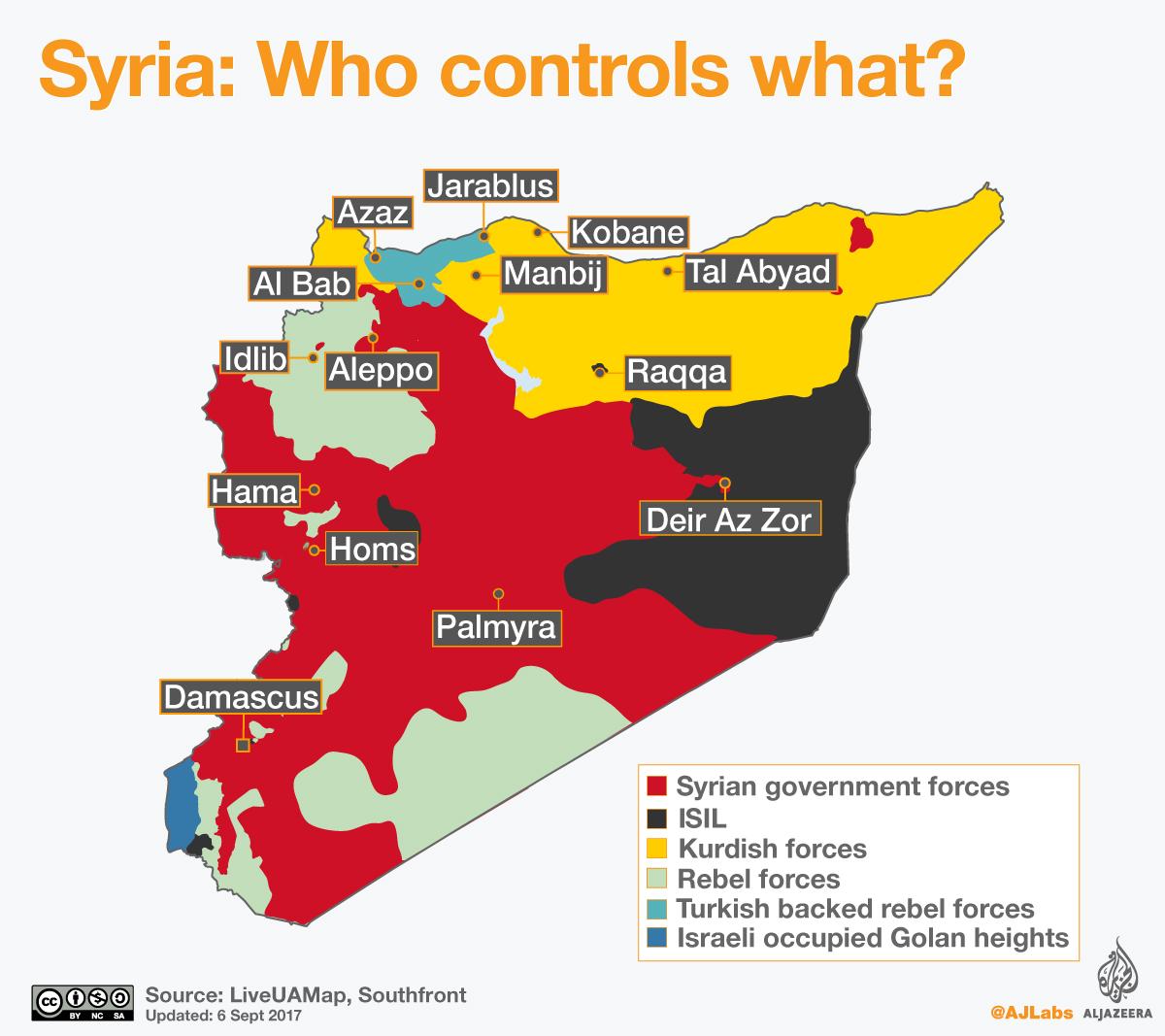 Bagaimana Kondisi Terkini Terkait Konflik Suriah?