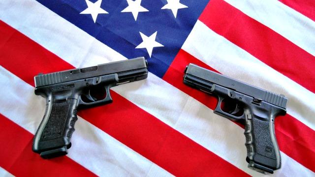 Analis: Penembak Massal di Amerika Kebanyakan dari Kulit Putih