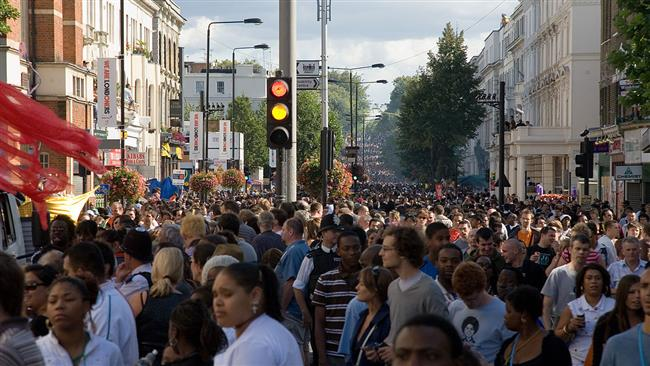 Inggris Hadapi Masalah Ketimpangan Rasial