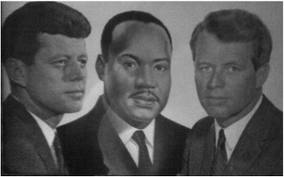 JFK, Robert Kennedy, Martin Luther King Dibunuh CIA?