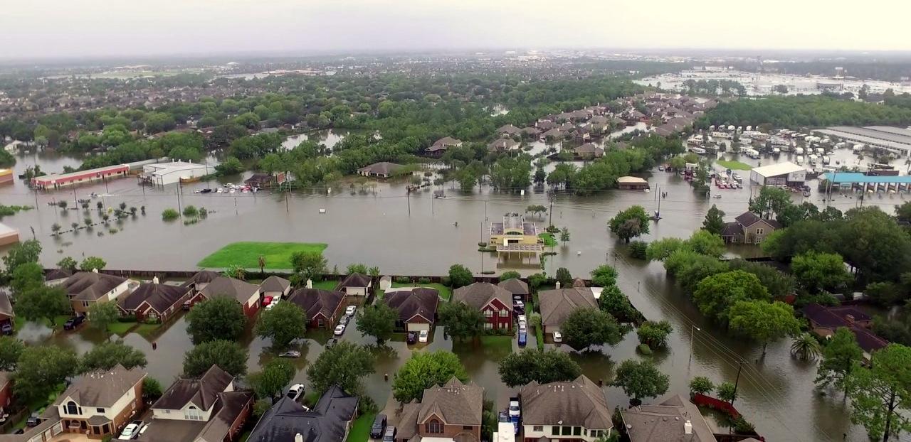 Pemerintah Texas Minta Korban Badai Harvey Tidak Boikot Israel Jika Mau Dapat Bantuan