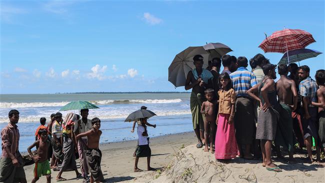 PBB: Myanmar Berniat Mengusir Rohingya Secara Permanen