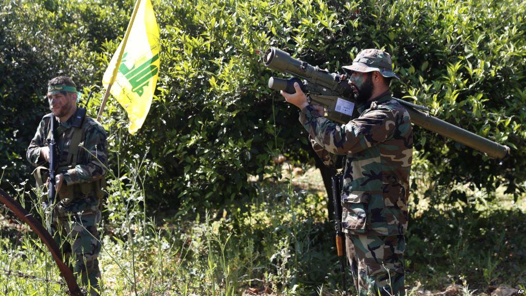 AS Sayembarakan Informasi Untuk Penangkapan Dua Tokoh Hizbullah