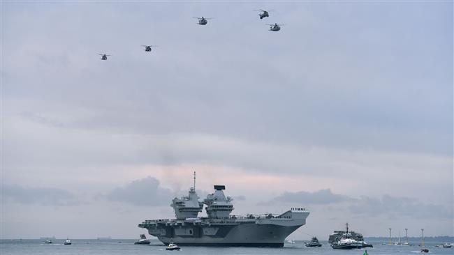 Inggris Siapkan Militer untuk Perangi Korea Utara