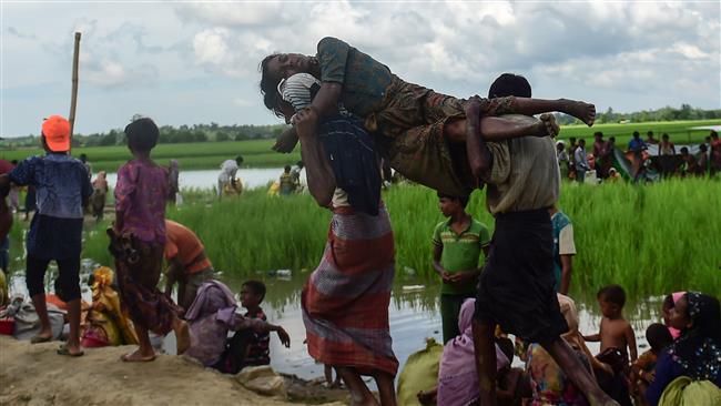 AS Pertimbangkan Sanksi Terhadap Pelaku Kejahatan Rohingya