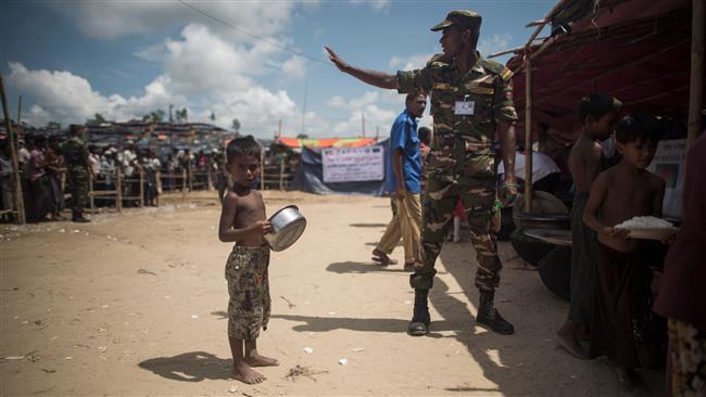 145.000 Anak Rohingya Terancam Alami Malnutrisi