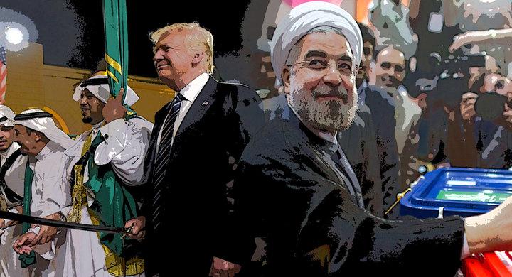 Kubu Saudi Dan Tekanan Trump Terhadap Iran