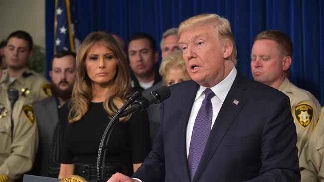Trump Tolak Bicarakan Isu Kejahatan Senjata