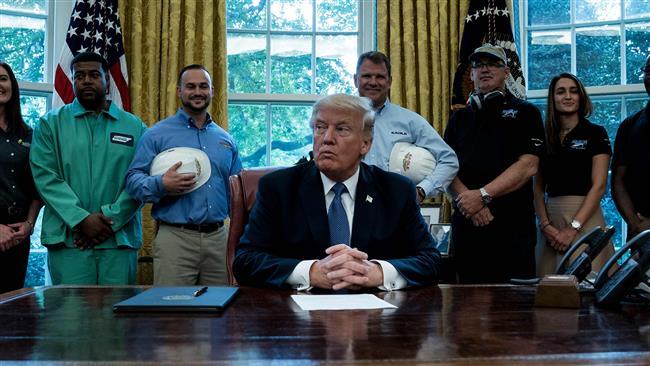 Trump Tolak Tandatangani Perjanjian Anti-Nuklir PBB
