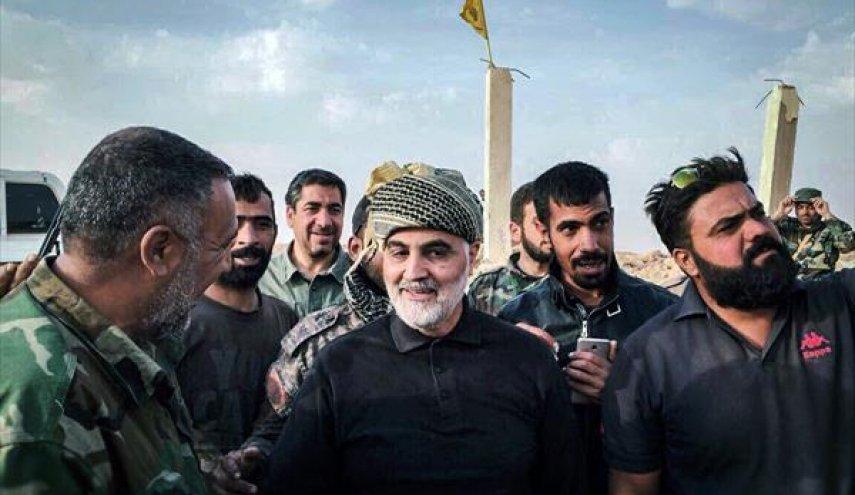 Alasan-alasan di Balik Kehadiran Mencolok Qassem Soleimani di Bukamal