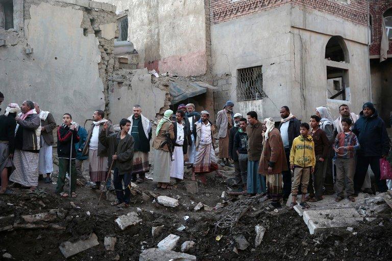 Ansarullah: Saudi Tebar Hoax Untuk Menutupi Kejahatannya Di Yaman