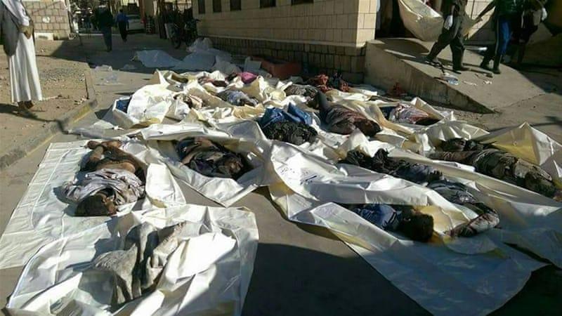 Hancurkan Pasar, Serangan Udara Saudi ini Tewaskan 29 Orang di Yaman