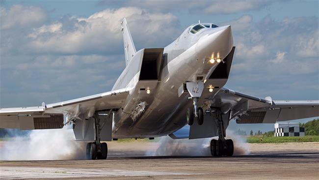 Bom Rusia Kembali Hancurkan ISIS di Dayr al-Zawr, Suriah