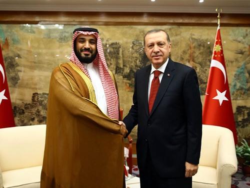 """Erdogan Kecam Bin Salman Mengenai Istilah """"Islam Moderat"""""""
