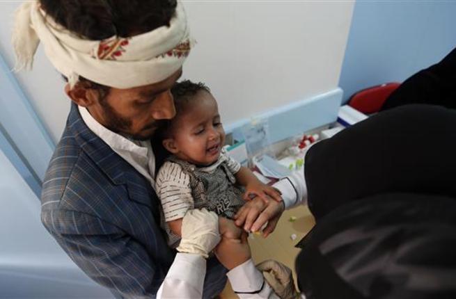 NGO: Dalam 10 Menit Satu Orang Anak Di Yaman Meninggal Dunia