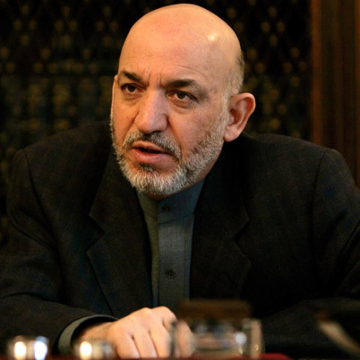 Mantan Presiden Afghanistan, Karzai, Sebut AS Bertanggung Jawab Atas ISIS