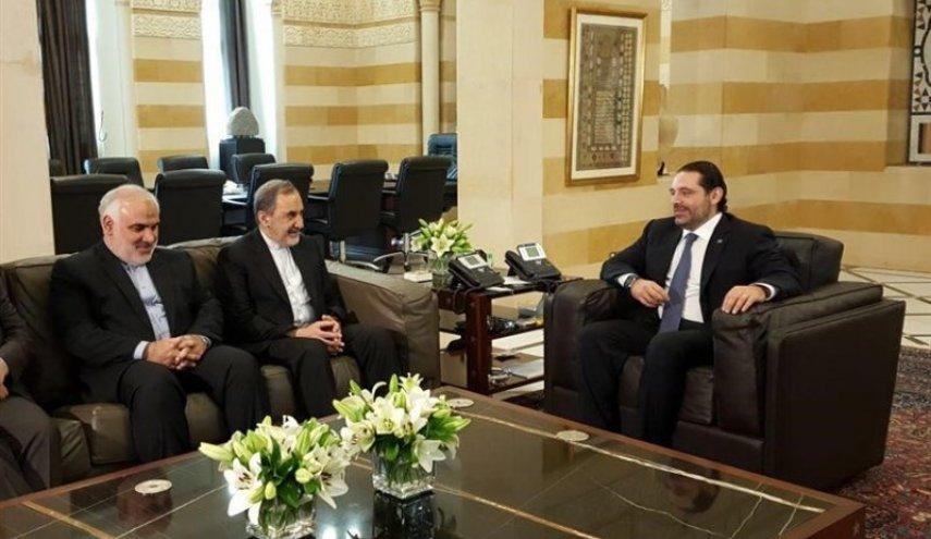 Ini Dia Ketegangan Dalam Pertemuan Velayati Dengan Hariri