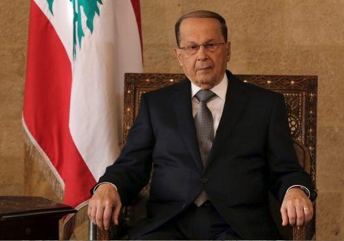 """Kontak Telefon Dengan Rouhani, Aoun Menyatakan Situasi Di Lebanon """"Sulit"""""""
