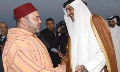 """Berkunjung Ke Qatar, Raja Maroko Mendapat Julukan """"Pemecah Blokade"""" Saudi"""