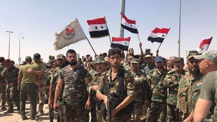 Tentara Suriah Gempur Kawanan Teroris Di Idlib Dan Hama