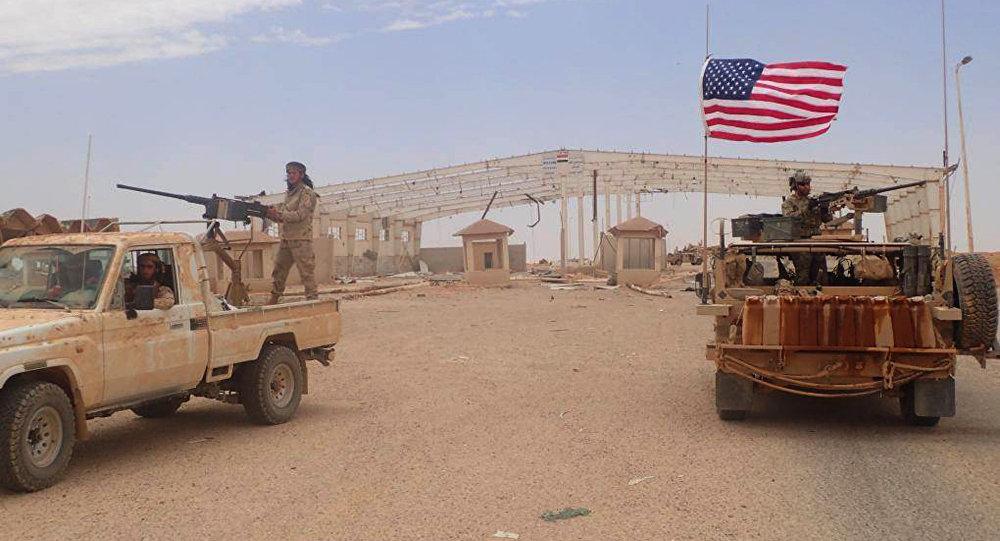 Militer Suriah Blokade Pangkalan Militer AS di At-Tanf, Suriah
