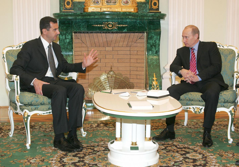 Rusia Minta Militer AS Angkat Kaki Dari Suriah