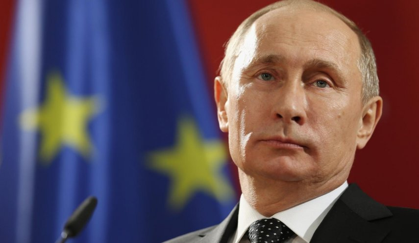 Putin Perintahkan Tentara Rusia Keluar dari Suriah