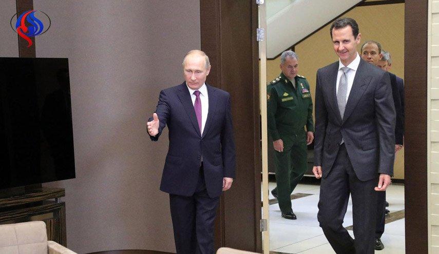 Rusia: Assad Harus Ikut dalam Pilpres Mendatang