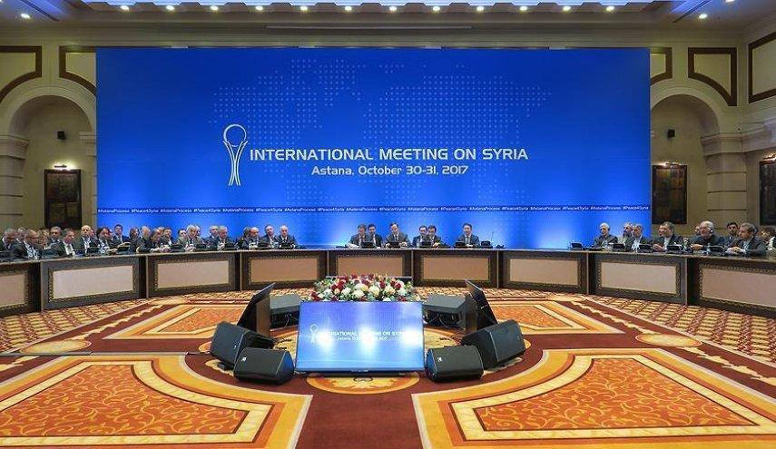 Perundingan Damai Suriah Putaran ke-8 Dimulai di Kazakhstan