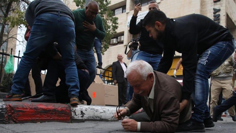 Pasukan Israel Respon Demonstran Palestina Dengan Tembakan Langsung