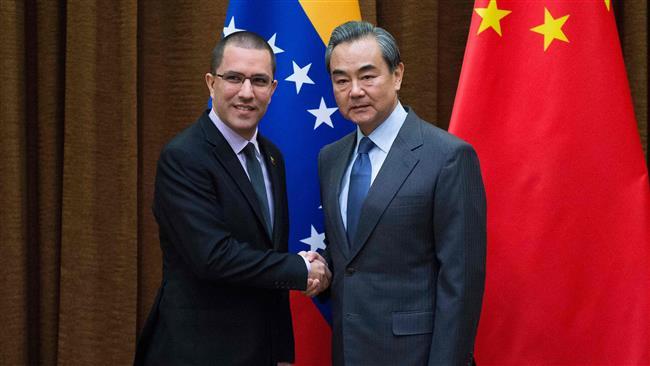 Terus Diserang AS, Cina Dukung Venezuela