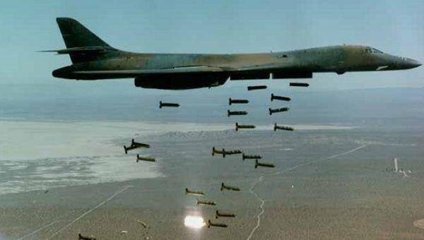 Militer AS Tolak Rencana Larangan Penggunaan Bom Cluster