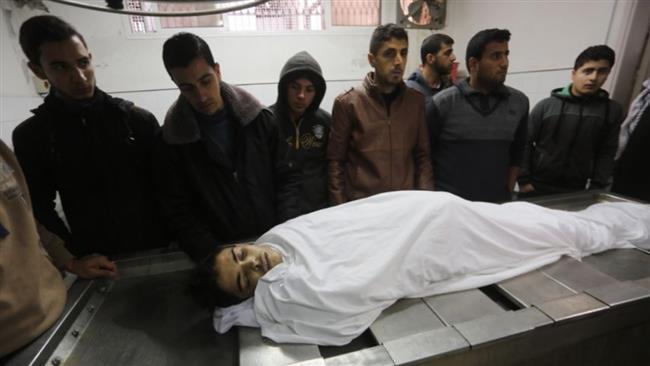 Remaja Palestina Tewas dalam Bentrokan di Gaza