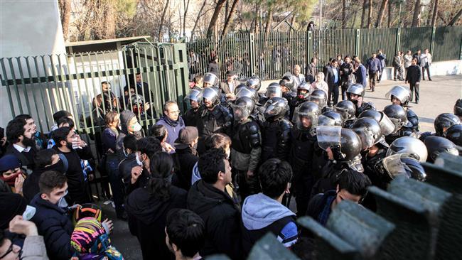 Jejak Keterlibatan Asing Ditemukan dalam Aksi Demo di Iran