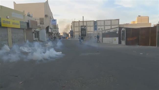 Demonstrasi Anti Hukuman Mati di Bahrain Berakhir Ricuh