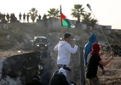 Jajak Pendapat, Mayoritas Orang Palestina Menghendaki Intifada