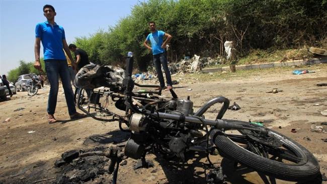 Serangan Drone Israel, 2 Warga Palestina Tewas