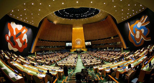 Ancaman AS Percuma, Majelis Umum PBB Tolak Keputusan Trump Mengenai Al-Quds