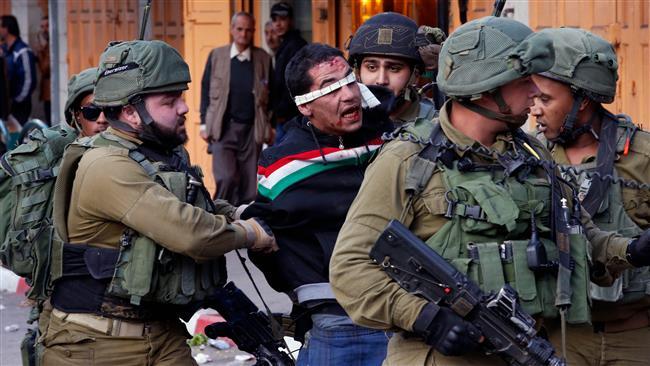 Selama November, Tentara Israel Tangkap 450 Orang Palestina