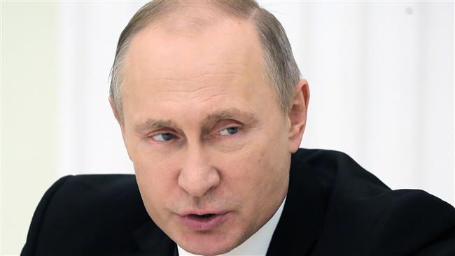 Putin: Mata-Mata Rusia Gagalkan 60 Aksi Teror