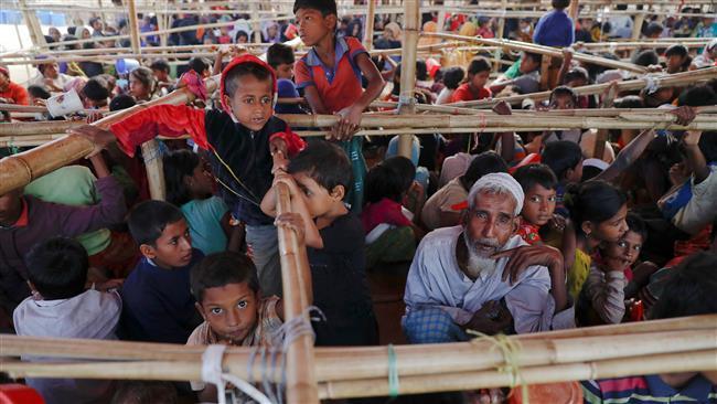 PBB: Arus Pengungsi Rohingya ke Bangladesh Masih Berlanjut