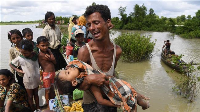 MSF: 6.700 Rohingya Tewas Hanya Dalam Sebulan