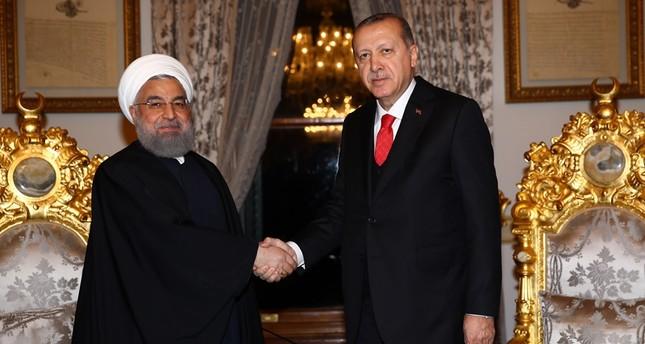 Erdogan Adakan Pertemuan Tertutup Dengan Rouhani Usai KTT OKI