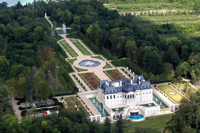 Mohammad Bin Salman Beli Istana Di Perancis
