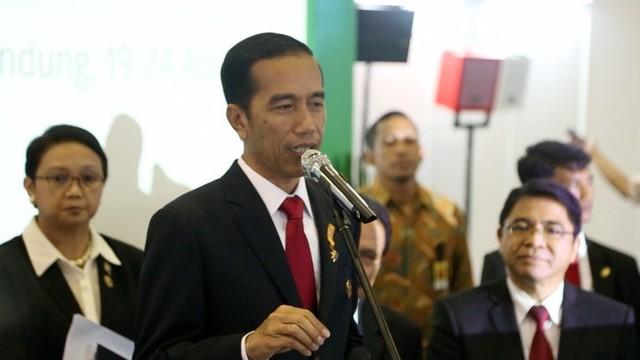 Jokowi dan Perjuangan Palestina