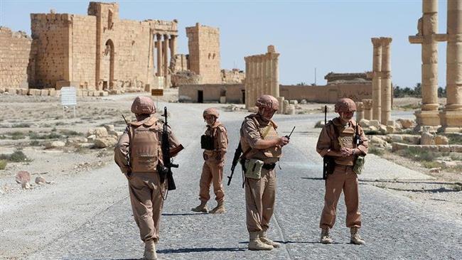 Rusia Ungkap Jumlah Tentaranya Yang Terlibat Dalam Perang Suriah
