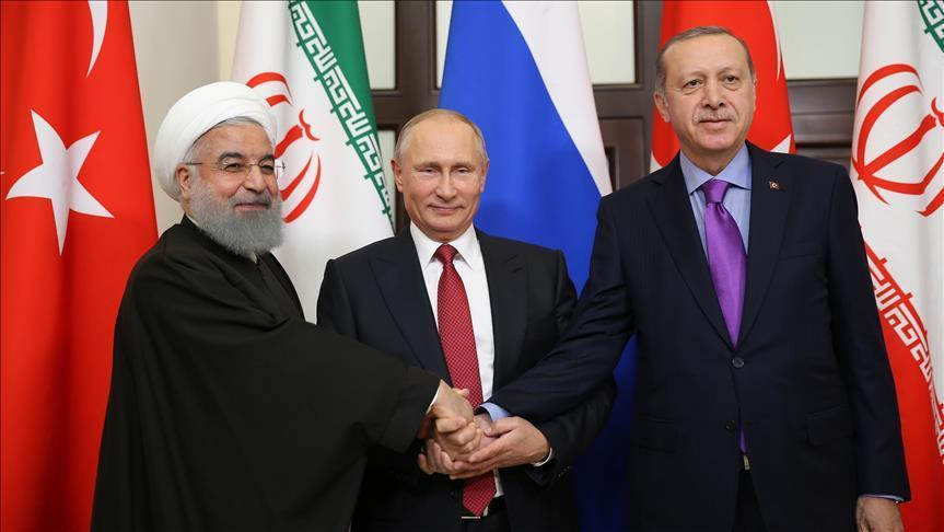 Iran, Turki, dan Rusia Berunding Untuk Selesaikan 3 Dokumen Penting ini