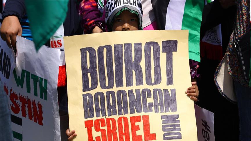 Partai Malaysia Serukan Boikot Produk dan Perusahaan Israel